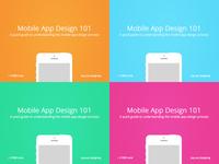 Mobile App Design 101 [Quick Guide]