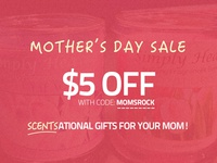 Moms Rock - Mother's Day