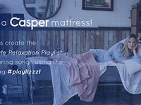 FlatRate x Casper - Mattress playlist
