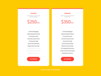 breadcrumbs Pricing Page