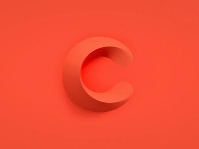 Cruise Symbol Animation branding 3d motion design animation symbol logo
