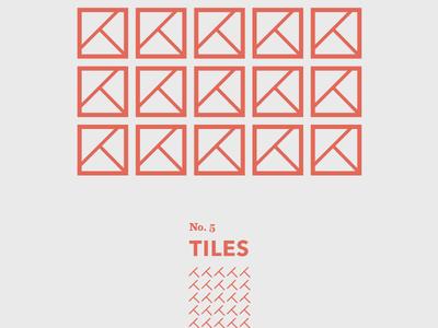 Tiles: No. 5