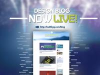 Design Blog Live