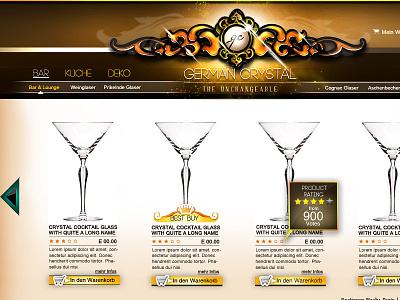 E-commerce |  Glassware best buy popular items ecommerce reviews