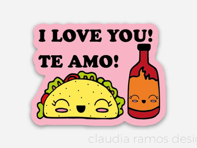 What perfect way to say I love you! Hehe