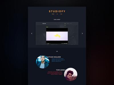 Studiofy Web Design