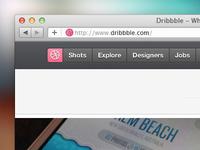Simplllr Dribbble Extension