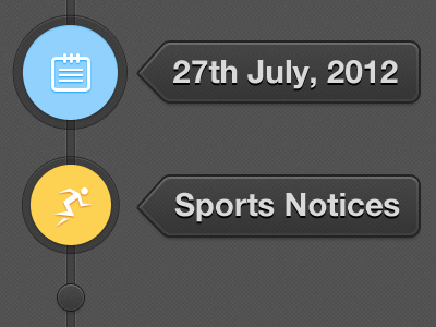 Sports notices