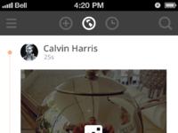 Calvin harris timeline 4