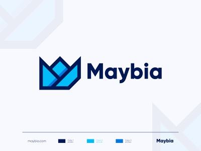 Maybia Modern Logo Design | M Y Letter Logo identity branding identity visual design m logo design my logo m letter logo lettermark minimal logos branding logomark logodesign logotype logo design logo brand identity modern logo minimalist logo modern m logo