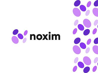 Noxim Logo Mark | Modern Logo gradient logo gradient colorful logo animation geometric n logo visual identity branding design logos branding modern logomark logodesign logotype graphic design logo design minimalist logo modern logo brand identity logo