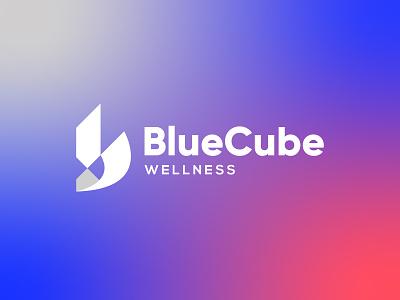 BlueCube Modern App Logo Design | Modern Logo app icons multicolor logo design branding vector illustration gradient logo modern design colorful logo colorful brand identity branding logo design app logo modern logo design logo app modern cube blue