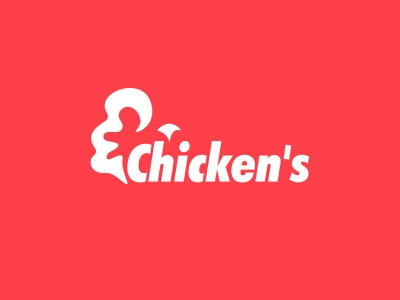 Chicken's | Restaurant Branding | Restaurant Logo | Food illustration cafe fast food typography identity logotype food and drink fast food logo food branding food logo restaurants restaurant logo restaurant branding food restaurant branding graphic design brand identity logo design logo