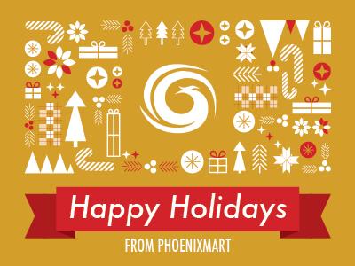 PhoenixMart Holiday Card