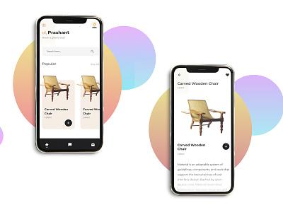 Furniture_point application user interface design color webdesigner webdeveloper mockups uxdesigner uidesigner interaction wireframe uxdesign userinterface uidesign inspiration animation uiux graphicdesign design ux ui