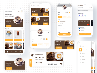 Coffee_Point website color application mobile uxdesigner uidesigner uxdesigns uidesigns interaction wireframe uxdesign userinterface uidesign inspiration animation uiux graphicdesign design ux ui