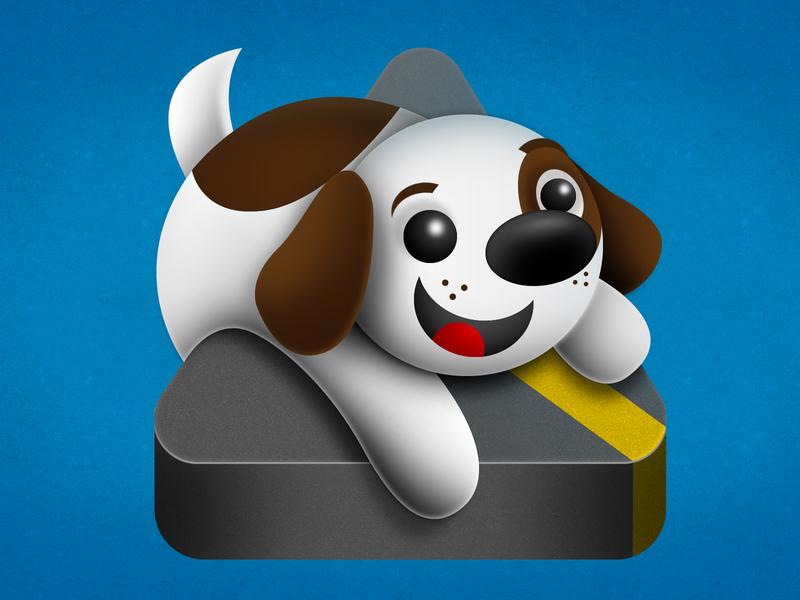 adopta icon app icon design ui mx draw ilustración illustration