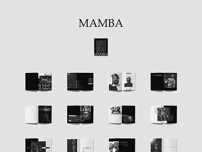 MAMBA. An Editorial Retrospective. Kobe Bryant. xd illustrator photoshop editorial layout type typography art creative mamba kobe bryant kobebryant kobe design adobe illustrator adobe xd adobe photoshop editorial design editorial adobe