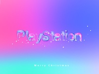 Merry Christmas PlayStation