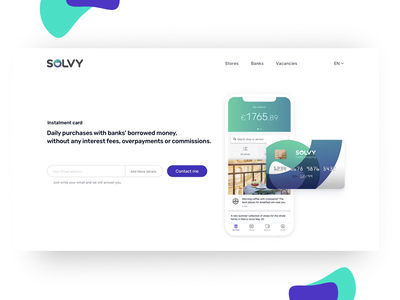 Solvy solvy design sketch ui ux