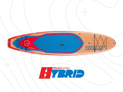 Touring SUP Board Design stand up paddle boarding watersports logo branding board design sup board