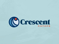 Crescent Kayak Logo