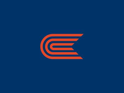 CK Mark kayak ck c icon mark