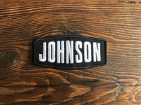 Johnson Van Solutions Patch