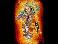 Pendet Dancer Bali