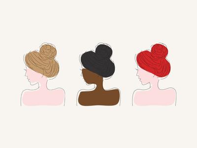 Illustrated Ladies