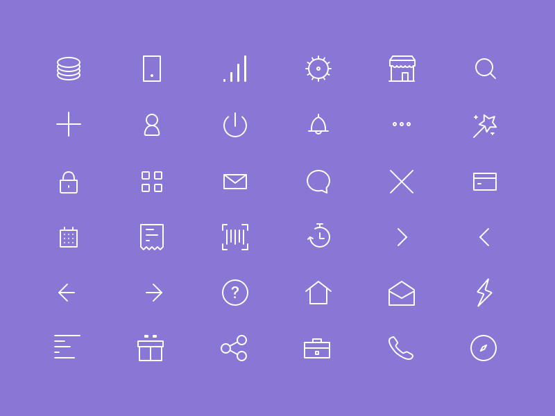 Icon Library icon ios design icons app iphone stroke white application sketch vector