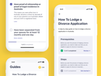 Guides on how to Lodge a Divorce Application