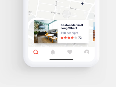 Browsing Listings with a Hotel Booking App