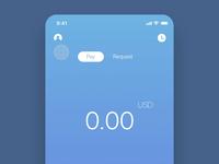 Money Transfer Chat App