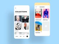 Shopping App /  Favorites Tab