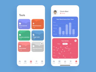 UpLift | Mental Health App