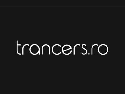 Trancers.ro - new logo trance branding logo