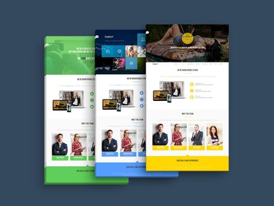 Royalet   One Page Bootstrap WordPress Theme wordpress theme themeforest creative responsive theme agency corporate design builder wordpress theme one page website