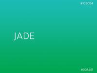 Jade Gradients