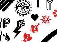 Iconographic Illustration