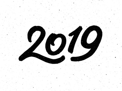 Happy New Year 2019 illustration background type new year vintage for sale new year happy poster banner number text calligraphy design card vector lettering typography 2019