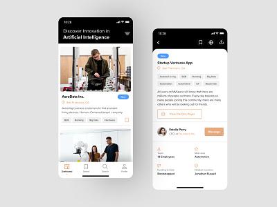 UX/UI Design –  Mobile Application case study modern layout grid ux design ui design product design typography ui ux clean minimal design app design mobile app app