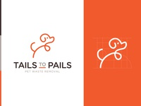 Tails to Pails :: Logo