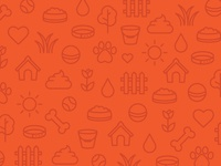 Tails to Pails :: Icon Pattern