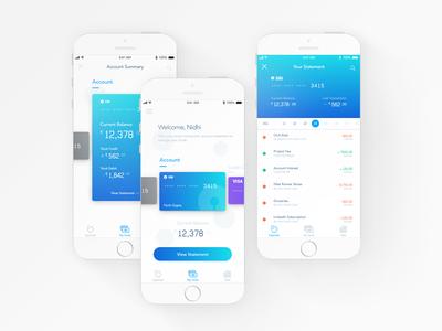 Bank Statement App