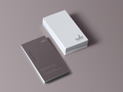 Buillld Business Card