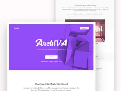 ArchiVA competition webpage