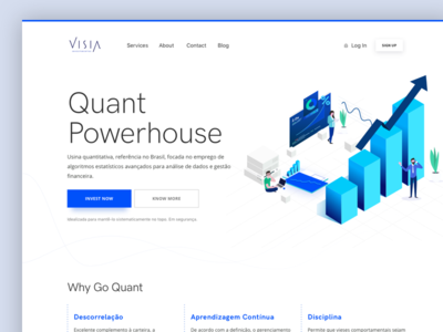 Investement Homepage
