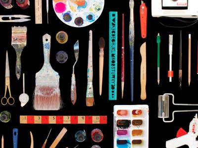 final shot photo collection art supplies design