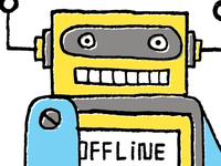 sticker bot, in progress